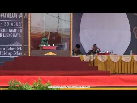 Tartil QS Al-A'raf ayat 152, MTQ 34 Banda Aceh