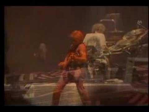 Def Leppard Steve Clark Live Gods of War Pt 2