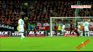 HD | Lechia Gdańsk - FC Barcelona 2-2 | 30.07.2013 | All Goals & Highlights