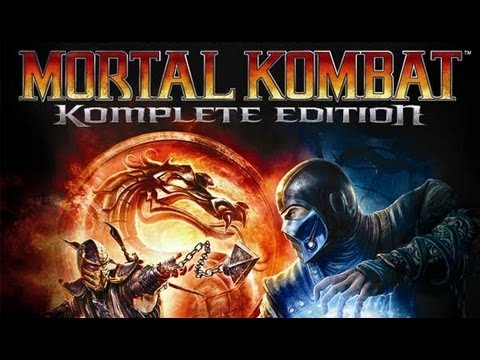 Mortal Kombat 9 Komplete Español - Todas las Entradas, Victorias, Trajes y Ataques X-Ray