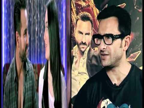 Agent Vinod Premiere Like 'Inglorious Basterds' - Saif Ali Khan