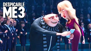 New Boss Firing Gru and Lucy - DESPICABLE ME 3 (1080p)
