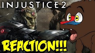 BRAINIAC IS HERE!!! Injustice 2 - Shattered Alliances Part 5 REACTION!!!