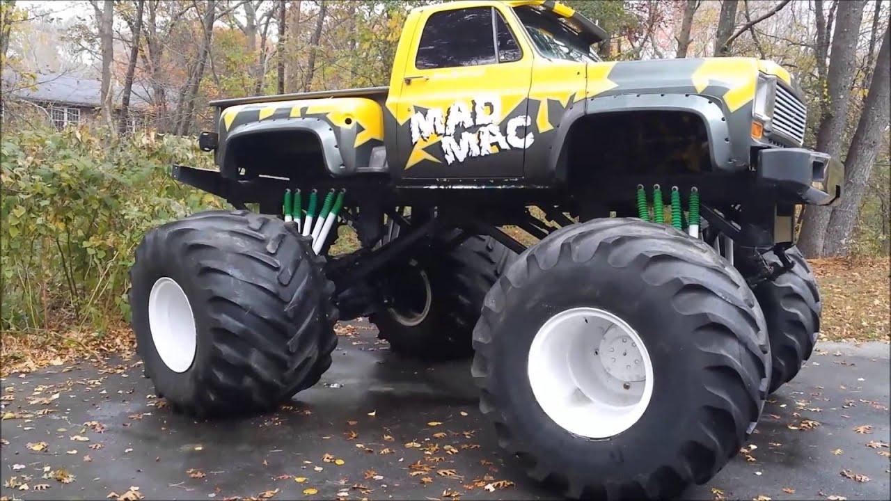 Monster Trucks For Sale >> Monster Truck for sale - YouTube