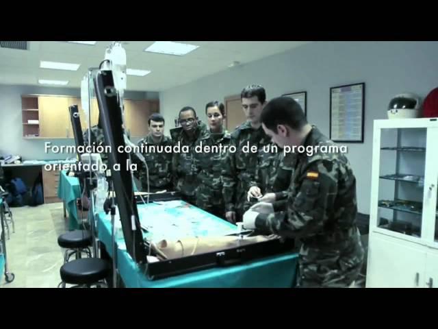 Médicos Militares