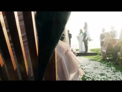 Bali Weddings- A beautiful beachfront wedding in Bali by Elite Events