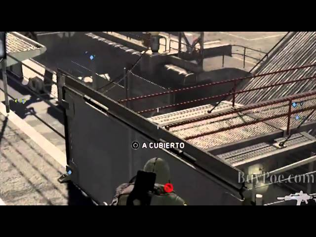 Socom 4 PS3 Preview and GamePlay