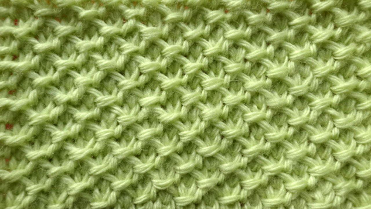 Узор для вязания путанка 192