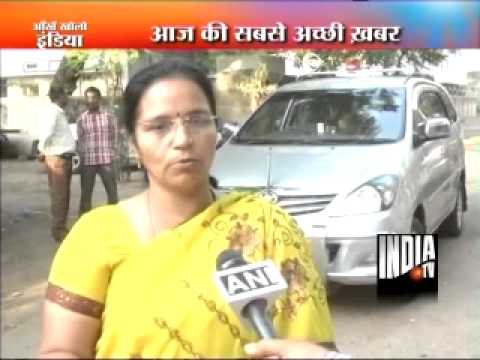 Auto-Driver's wife becomes Mayor in Gujarat !