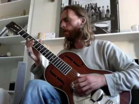 Skip James Cypress Grove blues bottleneck slide guitar