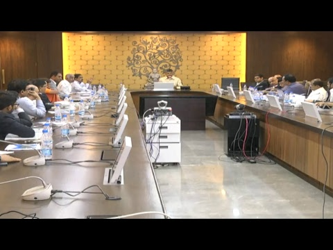 CRDA Review Meeting by Honorable Chief Minister of Andhra Pradesh Live on 13-06-2018