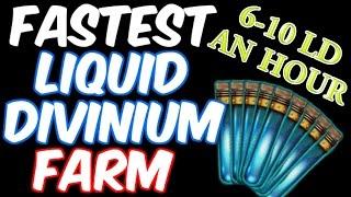 how to get unlimited liquid divinium