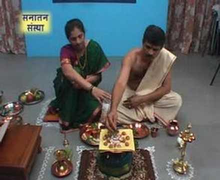 Navaratri: Worship of Goddess (Hindi)