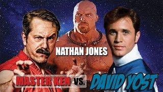 Master Ken vs. Santa Fe Comic Con (Part 1)