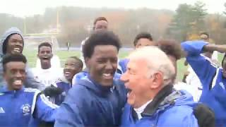 Lewiston wins State Soccer Championship