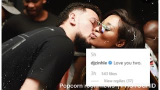 Dj Zinhle finally responds to break up allegations with AKA