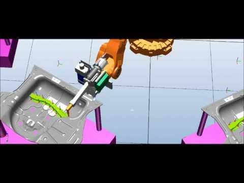 Punta Kaynak Simülasyonu 1