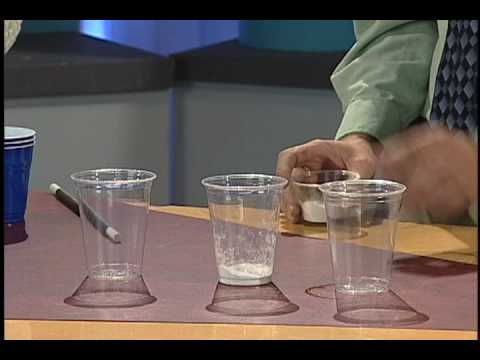 Science Magic 1 - Vanishing Water