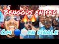 Bengous fou de JOIE apres OM-Salzbourg (Europa League ) 2-0 Virage SUD 🔥😱