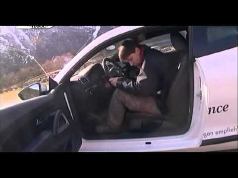 Тест-драйв Volkswagen Scirocco 2011