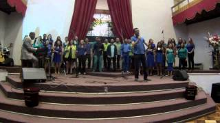 "Chile Gospel ""let the church say amen"""