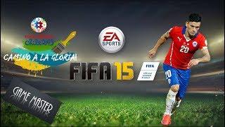 Game Master | Game Play - FIFA 15 COPA AMERICA 2015 - CAMINO A LA GLORIA! # 3