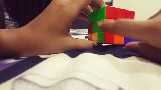 How to solve rubik's cube (2)