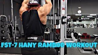 FST-7 HANY RAMBOD WORKOUT | Back