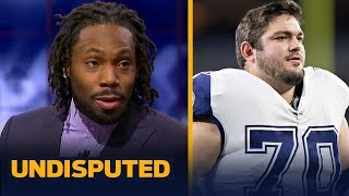 Antonio Cromartie on why Zack Martin's comments may rub Zeke the wrong way | NFL | UNDISPUTED
