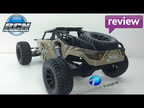 Thunder Tiger Jackal 1/10th Desert Buggy - Full Review