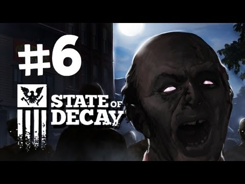 State of Decay Walkthrough -  Part 6 - The Old Farm House & Fat Zombies