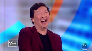 Ken Jeong Explains Why He Took a Break from Stand Up Comedy | The View
