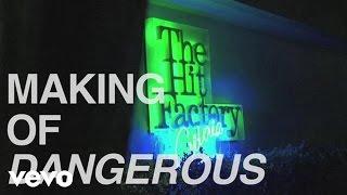 Jennifer Hudson Video - Jennifer Hudson - Dangerous (In The Studio)
