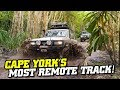 Cape York's most remote track • Did we make it?