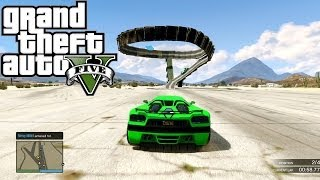 GTA 5 ONLINE Infernal Spirale ( 3555 RP & $3920 ) ( Fun Custom Race ) GTA V MULTIPLAYER