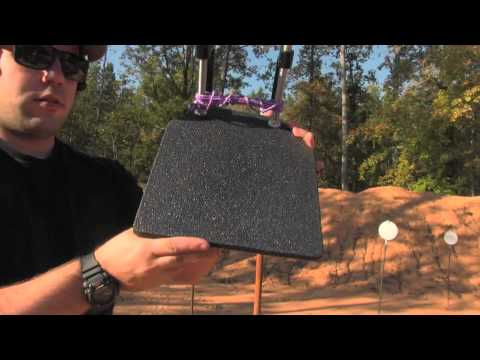 Gear Review and Stress Test: AR500 body armor