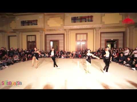 Buğra Öncül & Silver Cat Group Dance Performance - IIDF 2016