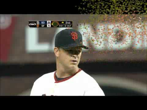 Matt Cain Tribute