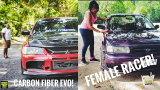 Carbon Fiber Evolution & Female Racer - SKUNK LIFESTYLE EPISODE 13