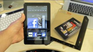 Unboxing: Amazon Kindle Fire Tablet