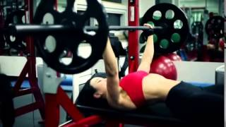 Fitness Motivation 2013   I am a Girl And I Lift