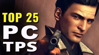 Top 25 Best Third-person Shooter PC Games