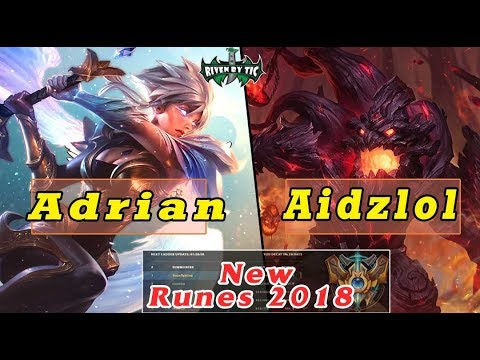 [ Adrian Riven ] Riven vs Maokai [ Aidzlol ] Top - Best Riven Plays - league of legends