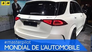 Mercedes GLE 2019 | Nuovo look e sistema multimediale MBUX [ENGLISH SUB]