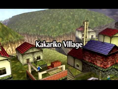 Kakariko Village 10 Hours - Legend of Zelda Ocarina of Time