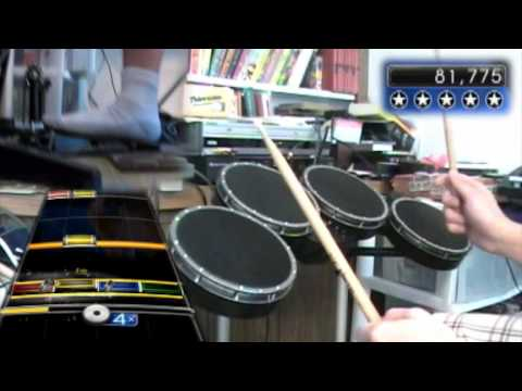 Monster (skillet) Expert Drums Rock Band 5g* Fc 100% (sightread) video