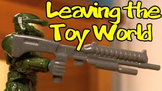 Leaving the Toy World