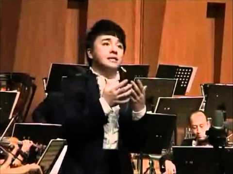 Countertenor Xiao Ma 肖玛 Agitata da due venti - Chengdu part 2