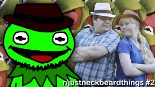 r/justneckbeardthings Best Posts #2 ft. Kermit the Frog