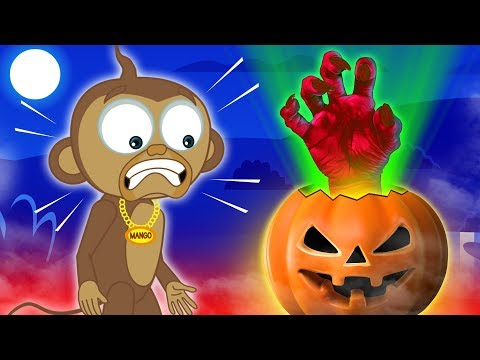 download lagu Learn Colors With Halloween Haunted House Mad Monkey Scary gratis